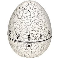 TFA Mechanická minutka 38.1033.02 – vajíčko popraskané bílé - Minutka