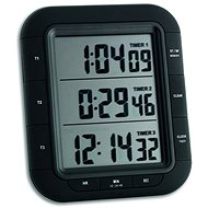 TFA Digitální minutka – časovač a stopky – 3 časy TFA38.2023 - Minutka