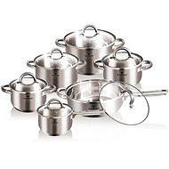 Blaumann Sada nádobí nerez 12ks Gourmet Line Satin BL-3152 - Sada nádobí