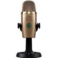 BLUE Yeti Nano zlatá - Mikrofon