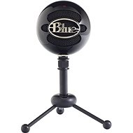 BLUE Snowball Gloss Black - Stolní mikrofon
