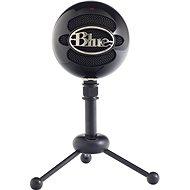 BLUE Snowball Gloss Black - Mikrofon