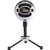 BLUE Snowball Brushed Aluminium - Stolní mikrofon