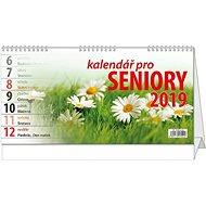 BALOUŠEK Kalendář pro seniory - Stolní kalendář