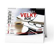 BALOUŠEK - Velký rok - Stolní kalendář