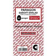 BALOUŠEK Paragon - tax document - Form