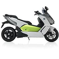 BMW C evolution - Elektroskútr