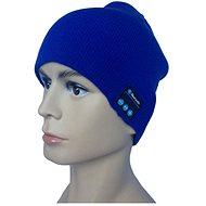 Beanie Bluetooth zimní čepice blue - Čepice