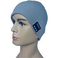 Beanie Bluetooth zimní čepice gray - Čepice