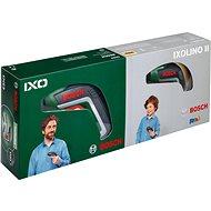 BOSCH IXO+ IXO Lino - Akumulátorový šroubovák