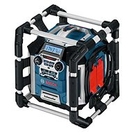 BOSCH GML 50 Professional - Battery Powered Radio
