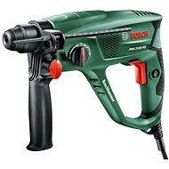 BOSCH PBH 2100 RE + 2 Drills and 2 Chisels - Hammer Drill