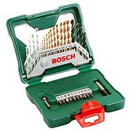 Bosch 30dílná set of X-Line Titanium  - Drill Set