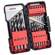 BOSCH Twist Speed metal drills 18pcs TB - Drill Set