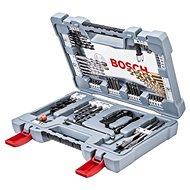 BOSCH 76-piece Set of Premium X-Line Drilling and Screwdriver Bits - Tool Set