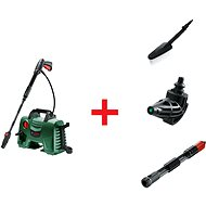 BOSCH EasyAquatak 110 +  90° Nozzle + Wash Brush - Vysokotlaký čistič