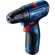 Bosch GSR 120-LI  2x2Ah - Cordless Drill