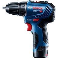 Bosch GSR 12V-30  1x2Ah - Cordless Drill