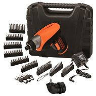 Black & Decker CS3652LKA - Cordless Screwdriver