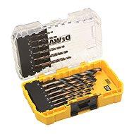 DeWALT-19-piece Set of Drills for Metal, Black & Gold 1, 1.5 2 x 2, 2 x 2.5, 2 x 3, 2 x 3.5.2 x 4.2  - Iron drill bit set