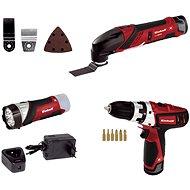 Einhell TE Tool Kit TK-12 Kit Li Expert - Tool Set