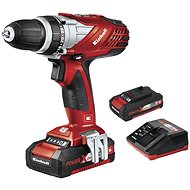 Einhell TE-CD 18 LI Professional Plus, 2 battery - Cordless Drill