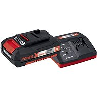 Einhell Power-X-Change 18V/1.5Ah Starter Kit - Charger and Spare Batteries