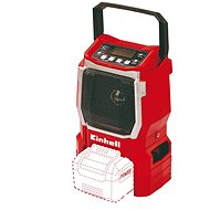 Radio Einhell TE-CR 18 Li Expert Plus (without battery) - Battery Powered Radio