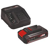 Einhell Starter-Kit Power-X-Change 18V / 2.5Ah Accessory - Charger and Spare Batteries