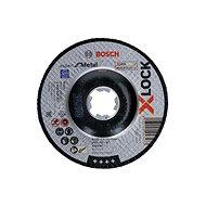 BOSCH X-LOCK Prolomený řezací kotouč Expert for Metal systému  - Řezný kotouč