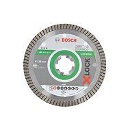 Diamantový kotouč BOSCH X-LOCK Diamantový řezný kotouč Best for Ceramic Extraclean Turbo systému - Diamantový kotouč