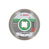 Diamantový kotouč BOSCH X-LOCK Diamantový řezný kotouč Standard for Ceramic systému