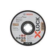 BOSCH X-LOCK Plochý řezací kotouč Standard for Inox systému  - Řezný kotouč