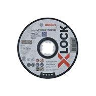 BOSCH X-LOCK Plochý řezací kotouč Expert for Inox+Metal systému  - Řezný kotouč