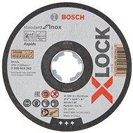 Řezný kotouč BOSCH X-LOCK Plochý řezací kotouč Standard for Inox systému