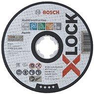 BOSCH X-LOCK Plochý řezací kotouč Multi Material systému  - Řezný kotouč