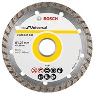 BOSCH Universal Turbo 125x22.23x2.4x7mm - Diamond Disc