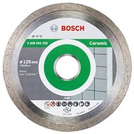 BOSCH Standard for Ceramic 125x22.23x1.6x7mm - Diamantový kotouč