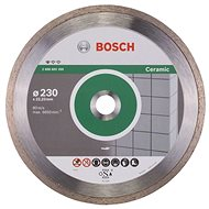 BOSCH Standard for Ceramic 230x22.23x1.6x7mm - Diamantový kotouč