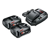 BOSCH 18V Cordless Set - Charger and Spare Batteries