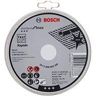 BOSCH Řezací kotouče Standard for Inox, 10ks - Sada řezných kotoučů