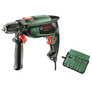 BOSCH UNIVERSALIMPACT 700 + 19 pcs Accessories - Hammer Drill