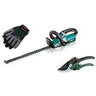 BOSCH AdvancedHedgeCut 36 + kleště + rukavice - Nůžky na živý plot
