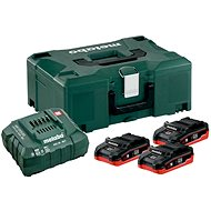 Metabo Basic-Set 685133000 - Akumulátor