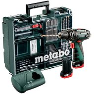 METABO PowerMaxx SB Basic Set MD 2x2,0Ah