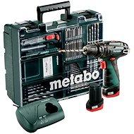 METABO PowerMaxxSBBasicSetMD 2x2,0Ah - Akumulátorový šroubovák