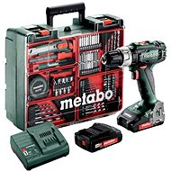 METABO SB 18 L Set MD 2x2,0Ah - Akuvrtačka