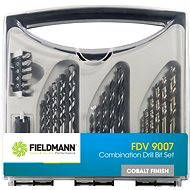 Fieldmann FDV 9007 - Sada vrtáků do železa