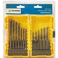Fieldmann FDV 9101, 18ks - Sada vrtáků