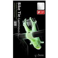 BONE Bike Tie-Luminous(Green) - Držák na mobilní telefon